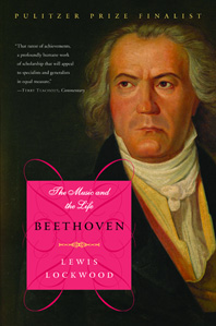Lockwood Beethoven the life cover